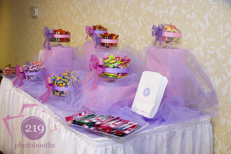 Candy buffet ideas for sweet sixteen - Merrillville Candy Table Sweet 16