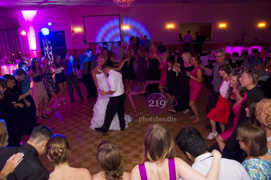 Patrician Banquet Center Group Dance