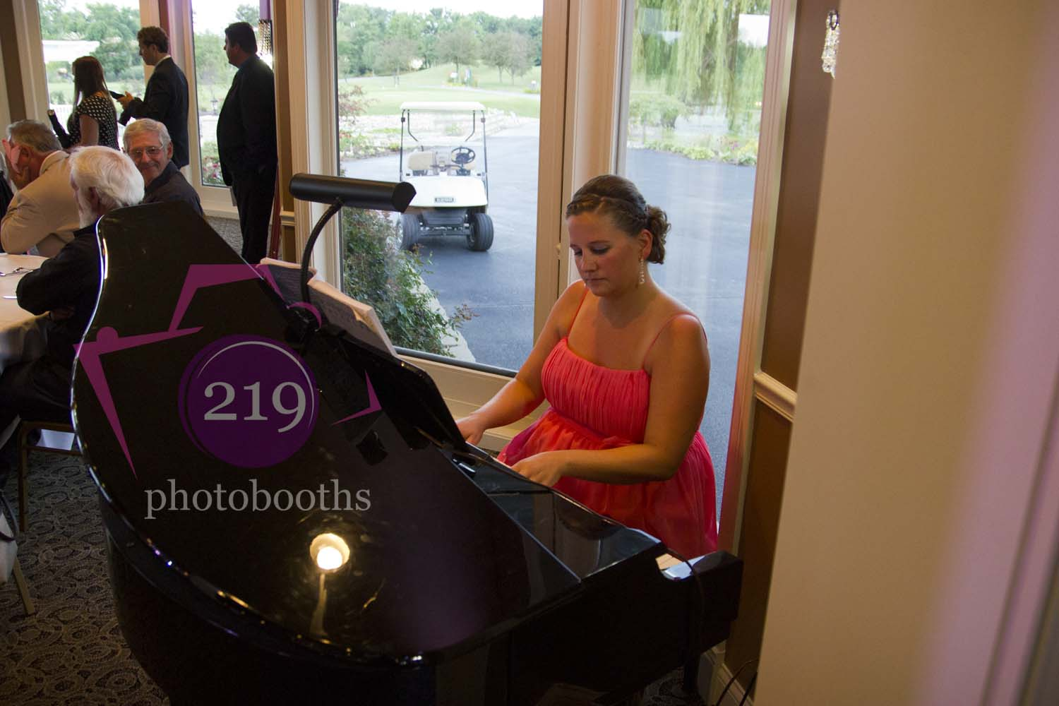 Grand Piano Wedding Crown Point