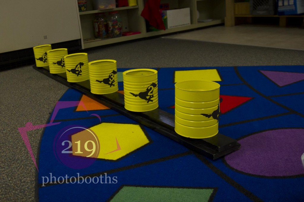 Bozo Buckets Merkley Fun Fair