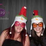 Chicago Photobooth Holiday Party