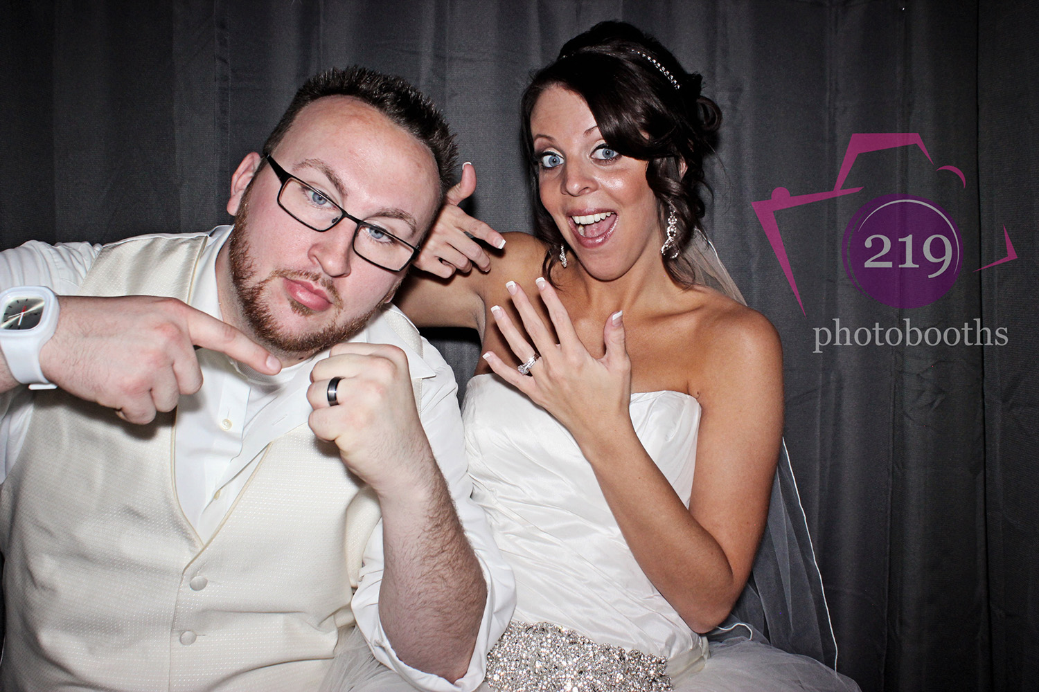 Avalon Manor Photobooth Wedding