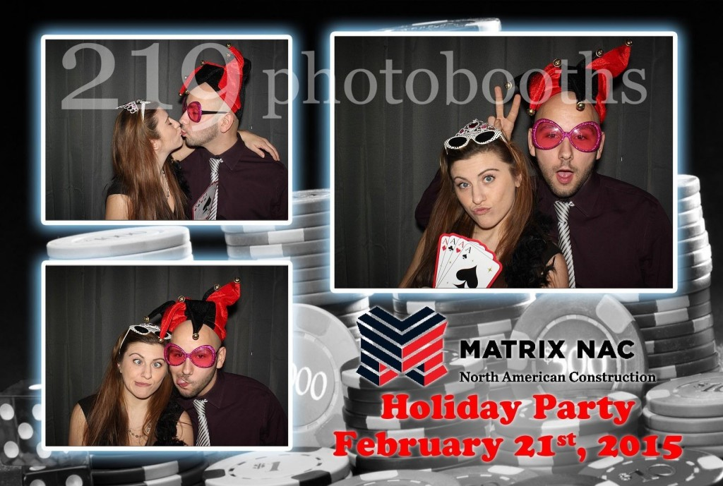 Sand Creek Country Club Photo Booth