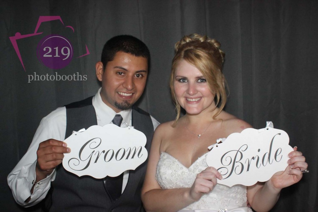 Schererville Wedding Photobooth