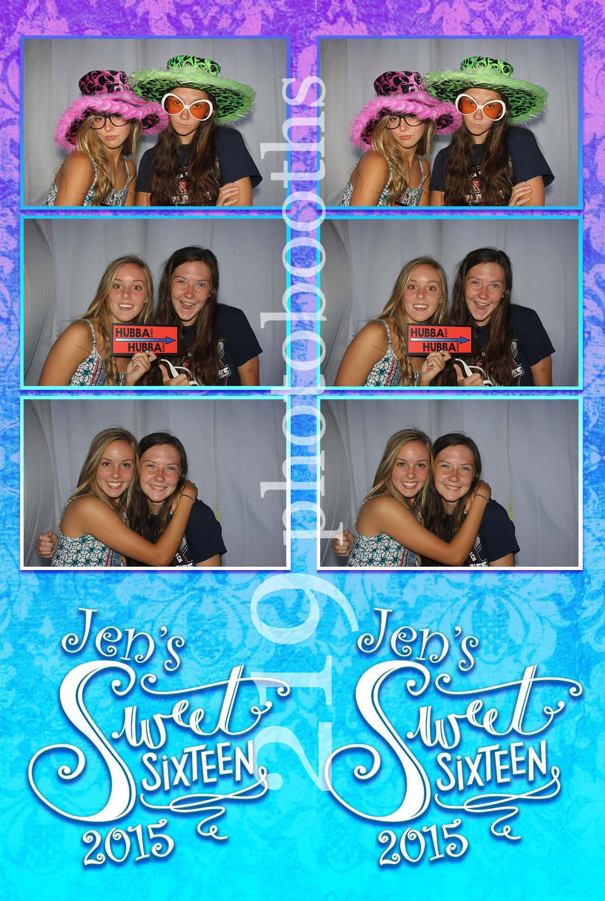 2015 Sherwin Williams Color Of The Year Jen S Sweet 16 Munster Photobooth Centennial Park