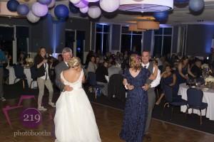 Lighthouse Restaurant Wedding Parents Dance