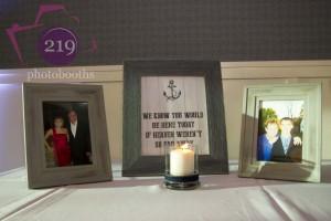 Lighthouse Restaurant Wedding Table