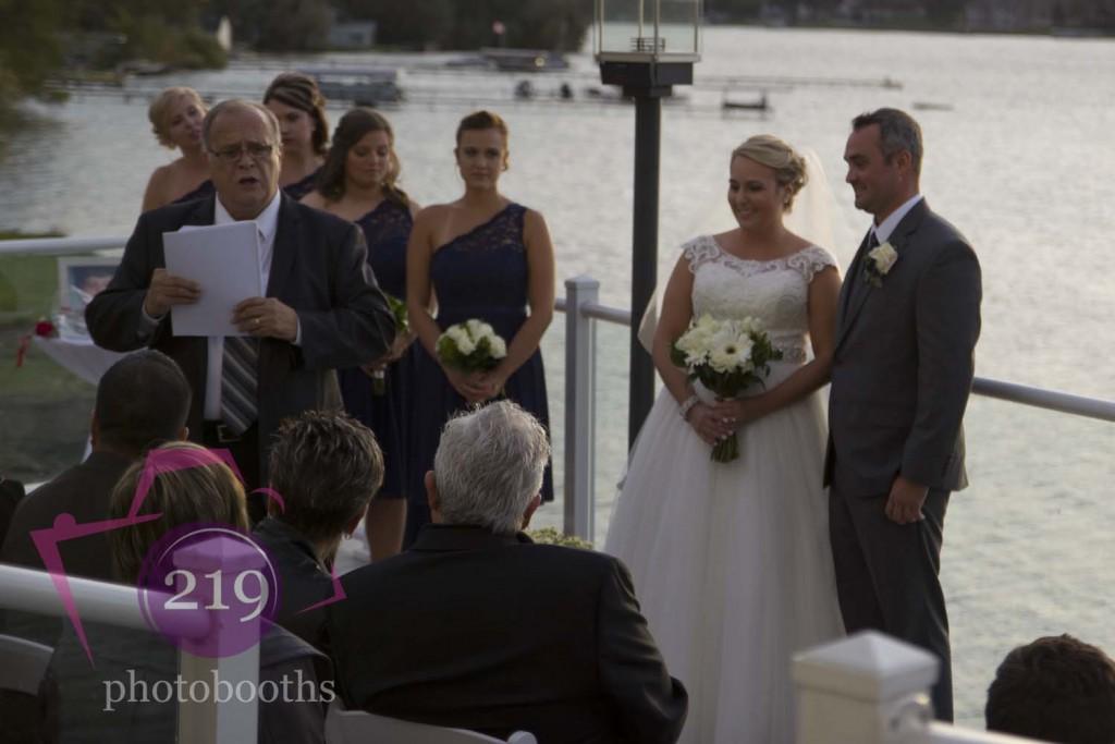 Lighthouse Restuarant Wedding Ceremony