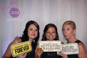 Photo Booth Lighthouse Restaurant Wedding
