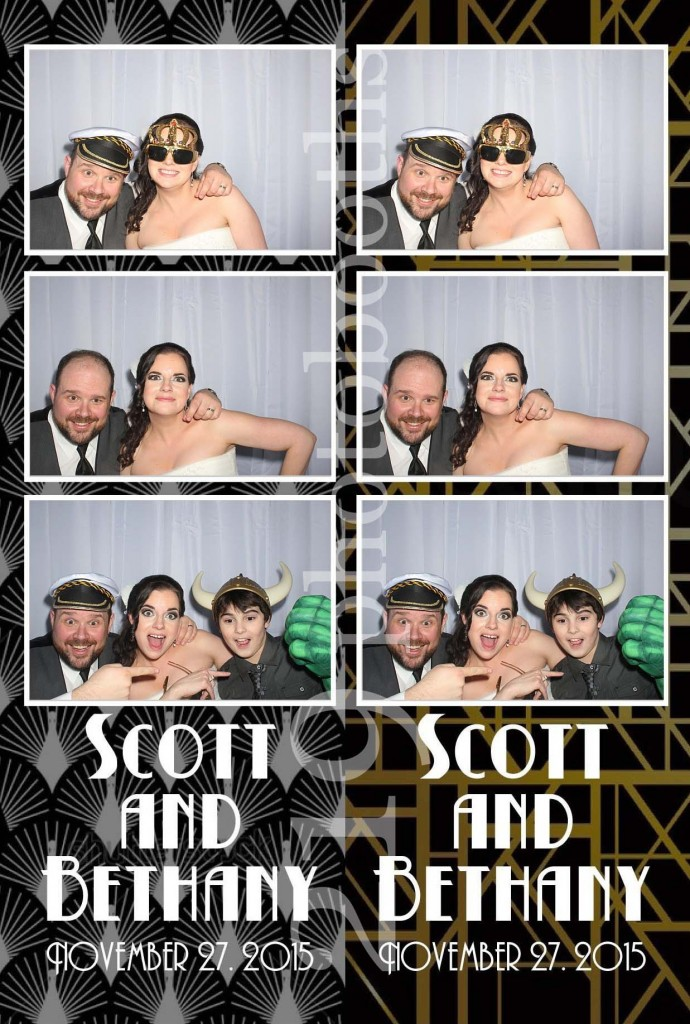 Aberdeen Manor Photo Booth Wedding