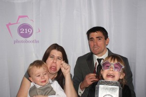 Photo Booth Wedding Aberdeen Manor