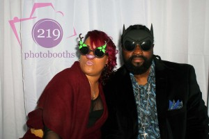 Photobooth Harborside International Golf Center Holiday Party